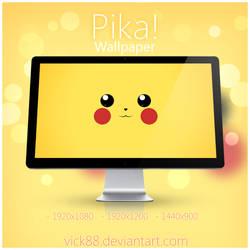 Pika! Wallpaper