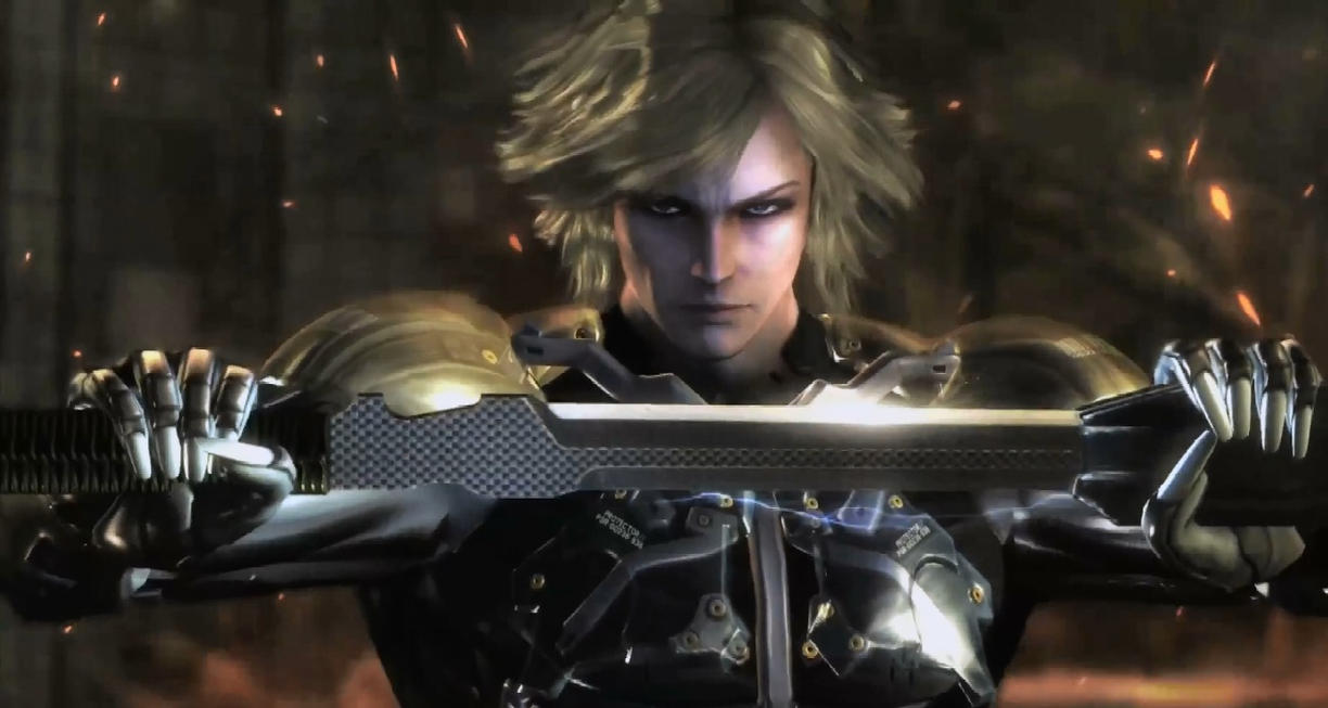 Raiden hendrix enjoys jacking off his raging long sword solo