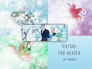 Psd Header-Texture Pack
