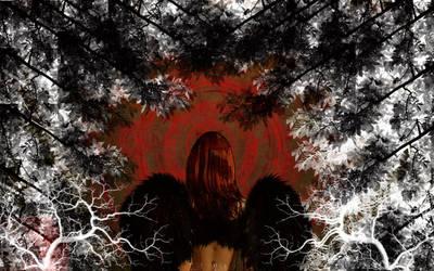 Angel? by inkblot-101
