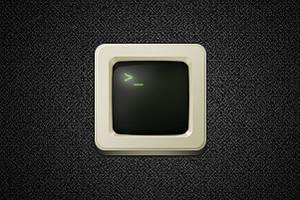 Terminal Alternate Icon for Jaku by kevinhamil