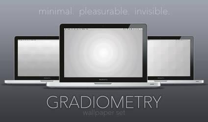 Gradiometry Wallpaper Set