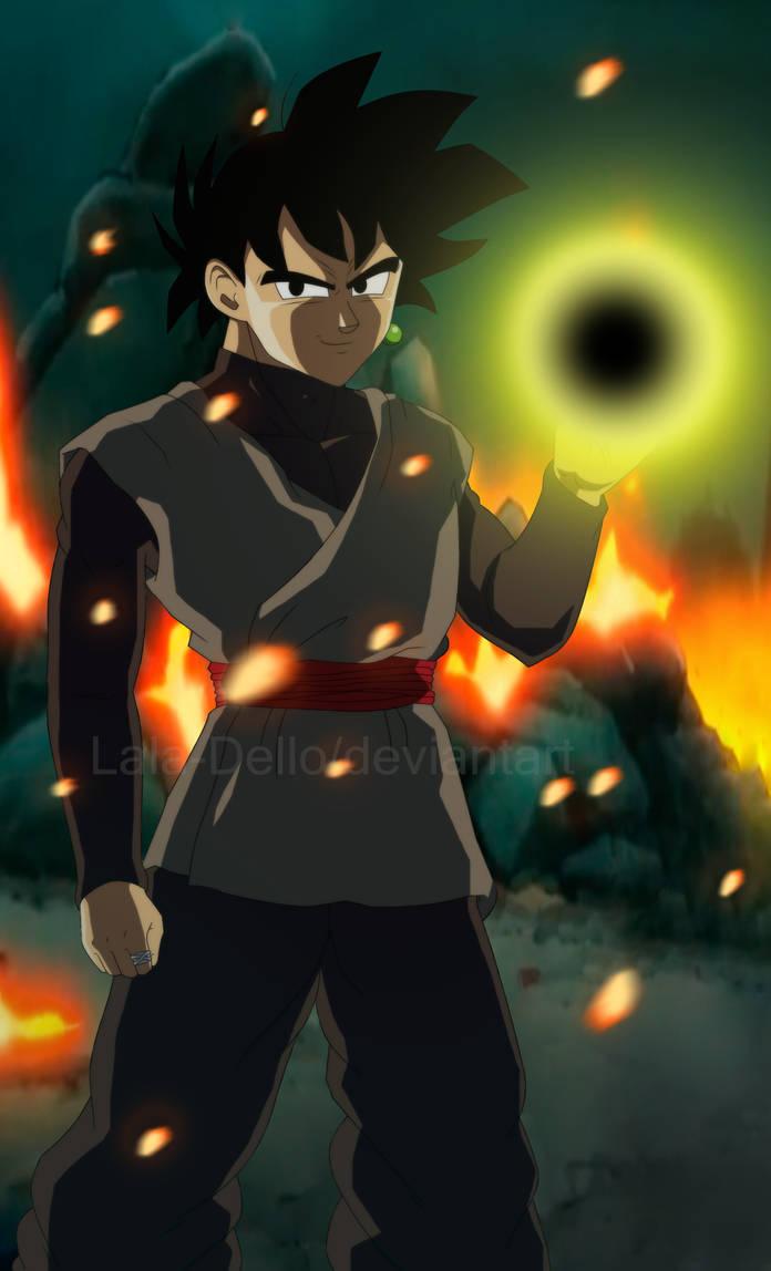 Goku Black by Lala-Dello