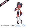 Monster High Contest Kisa Oni