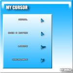 My Cursor by Sn8k3