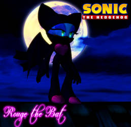 Rouge the Bat (Stealth Suit) (XNALara Model)