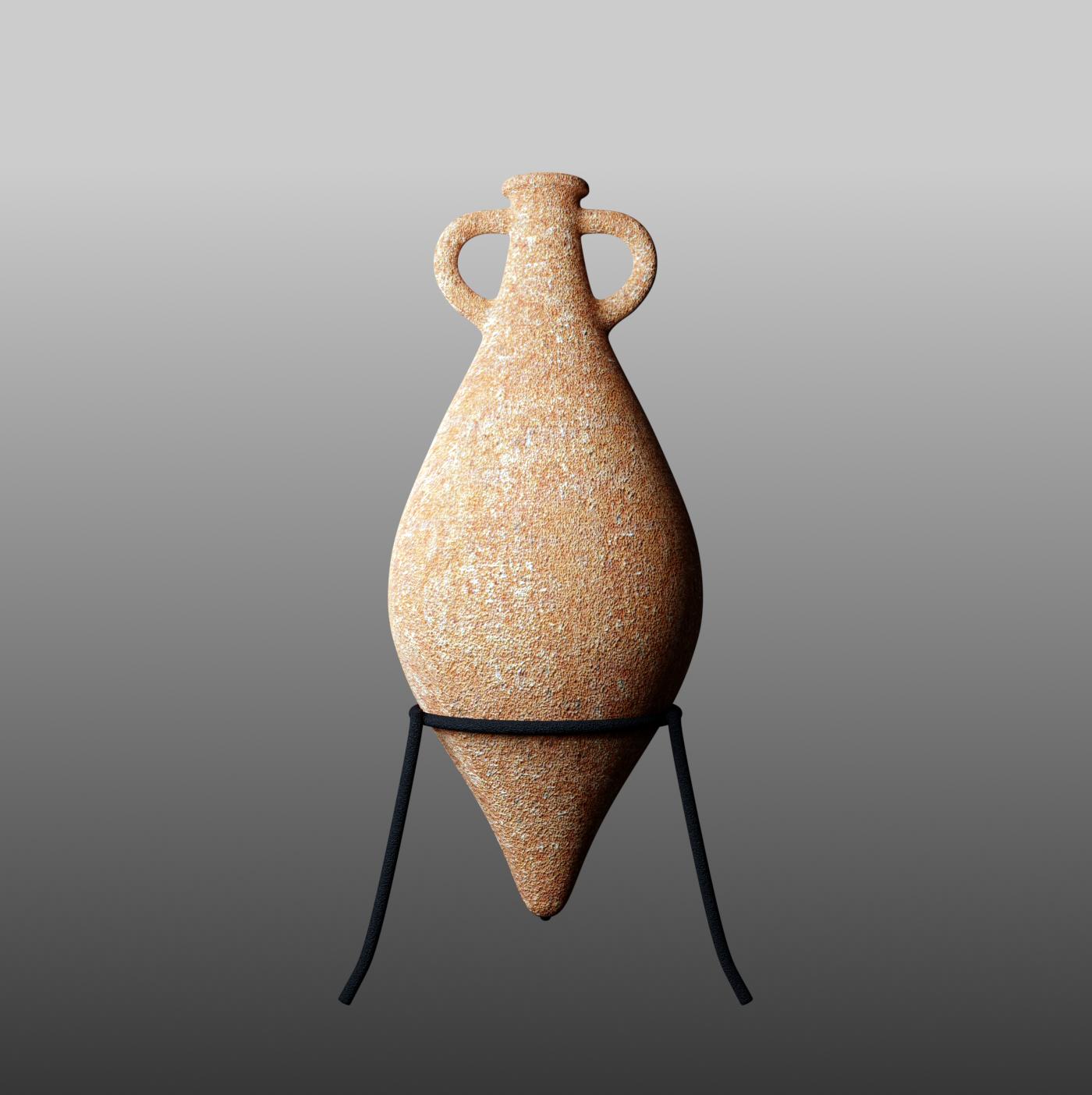 Ibiza Amphora 1.0f 3D Blender model