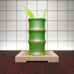 Bamboo Tiki Mug