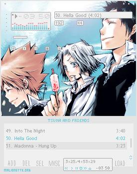Tsuna and Friends