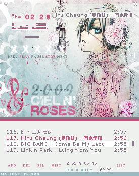 Ciel N' Roses