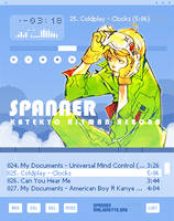Spanner by malionette