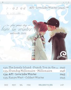 Skins winamp! Love_in_Winter_by_malionette
