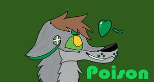 Fan art for Poison The Doggoroo