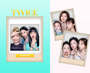 Photopack Png TWICE