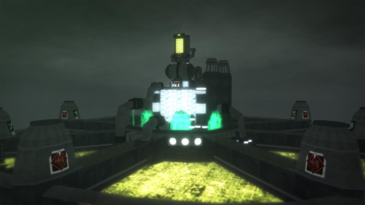 [MMD] Midgar - Final Fantasy VII Model [DL] by CloudsBiggestFan