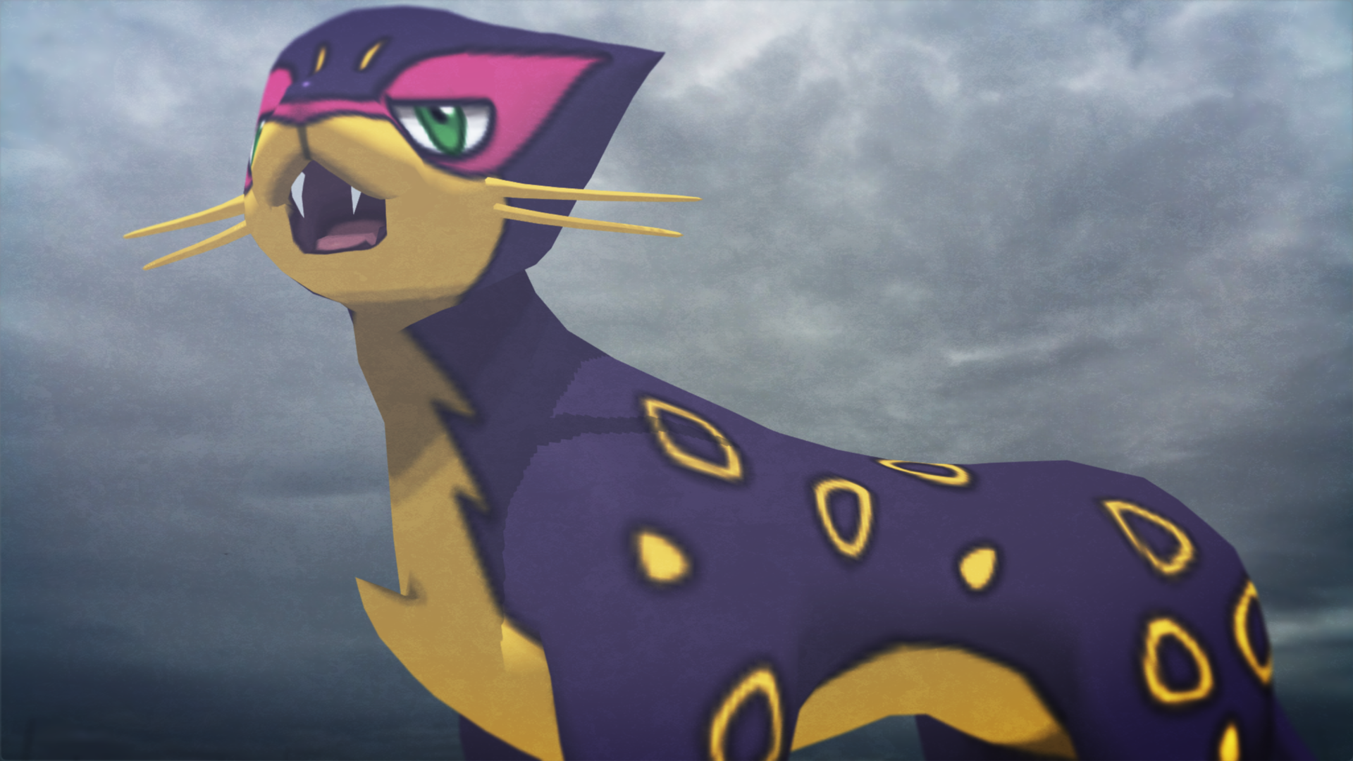 Liepard (Pokemon 3ds)