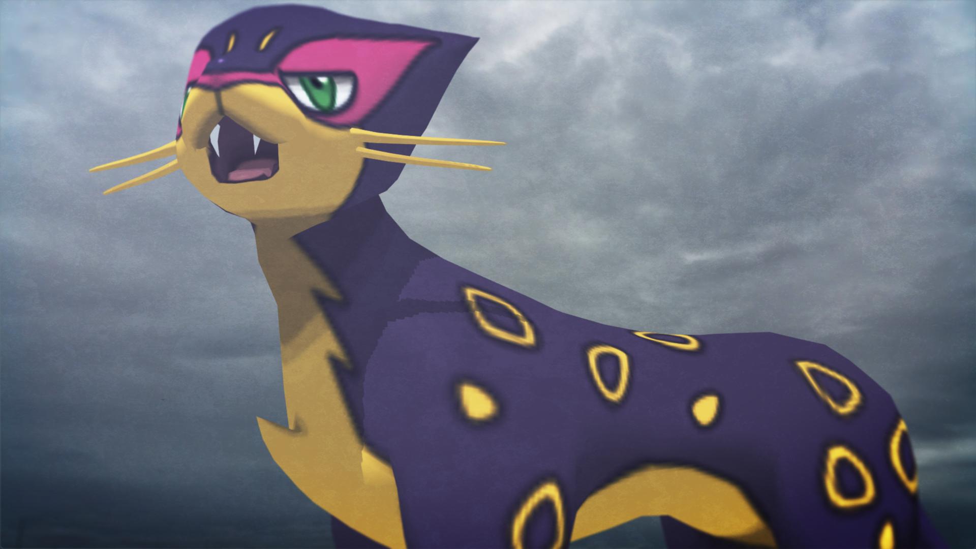 Liepard (Pokemon 3ds)