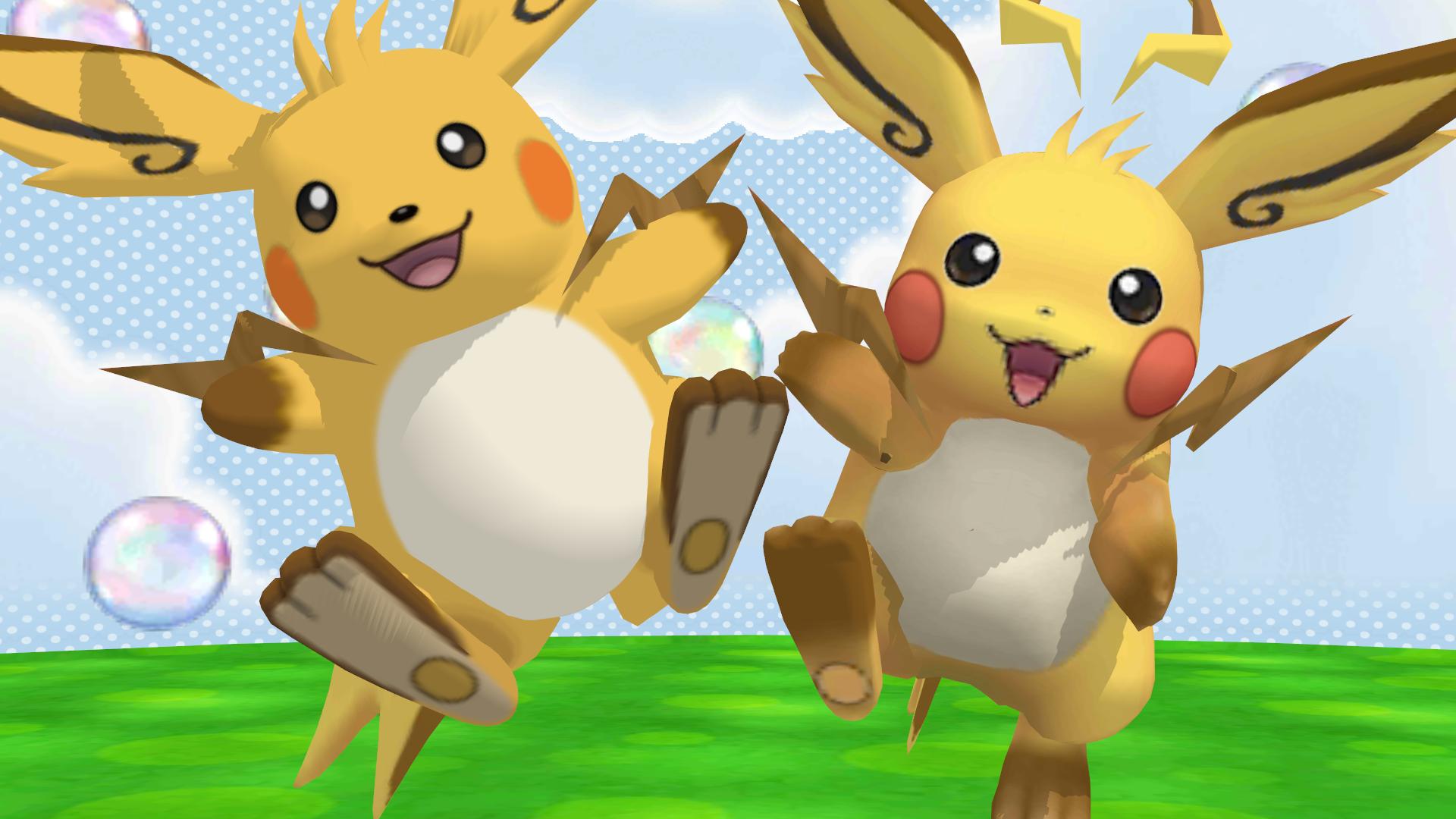 Mega raichu pockettown x pokemon xy by guiltronprime on - Pokemon x raichu mega evolution ...
