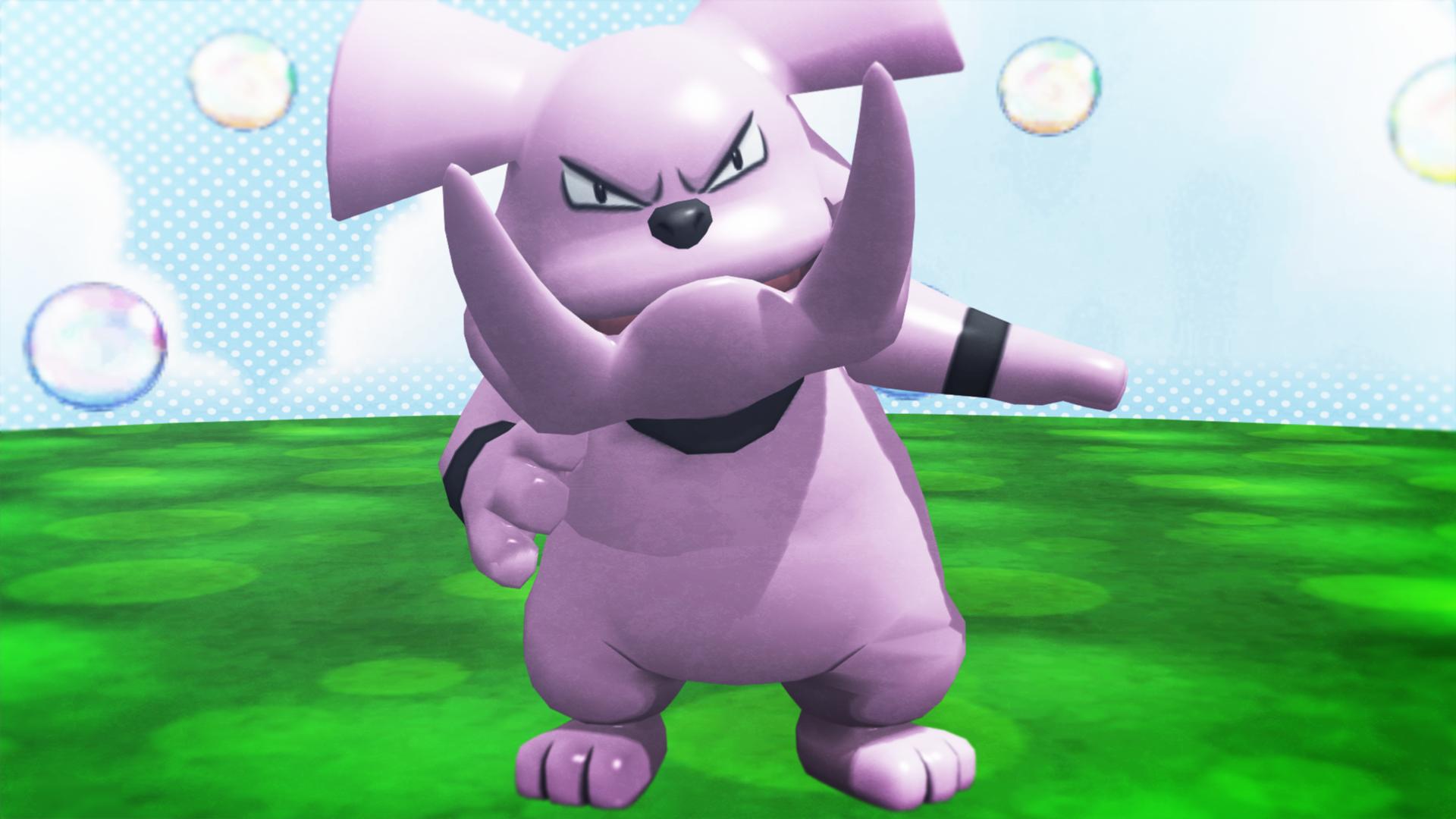 Granbull (Pokemon 3ds)