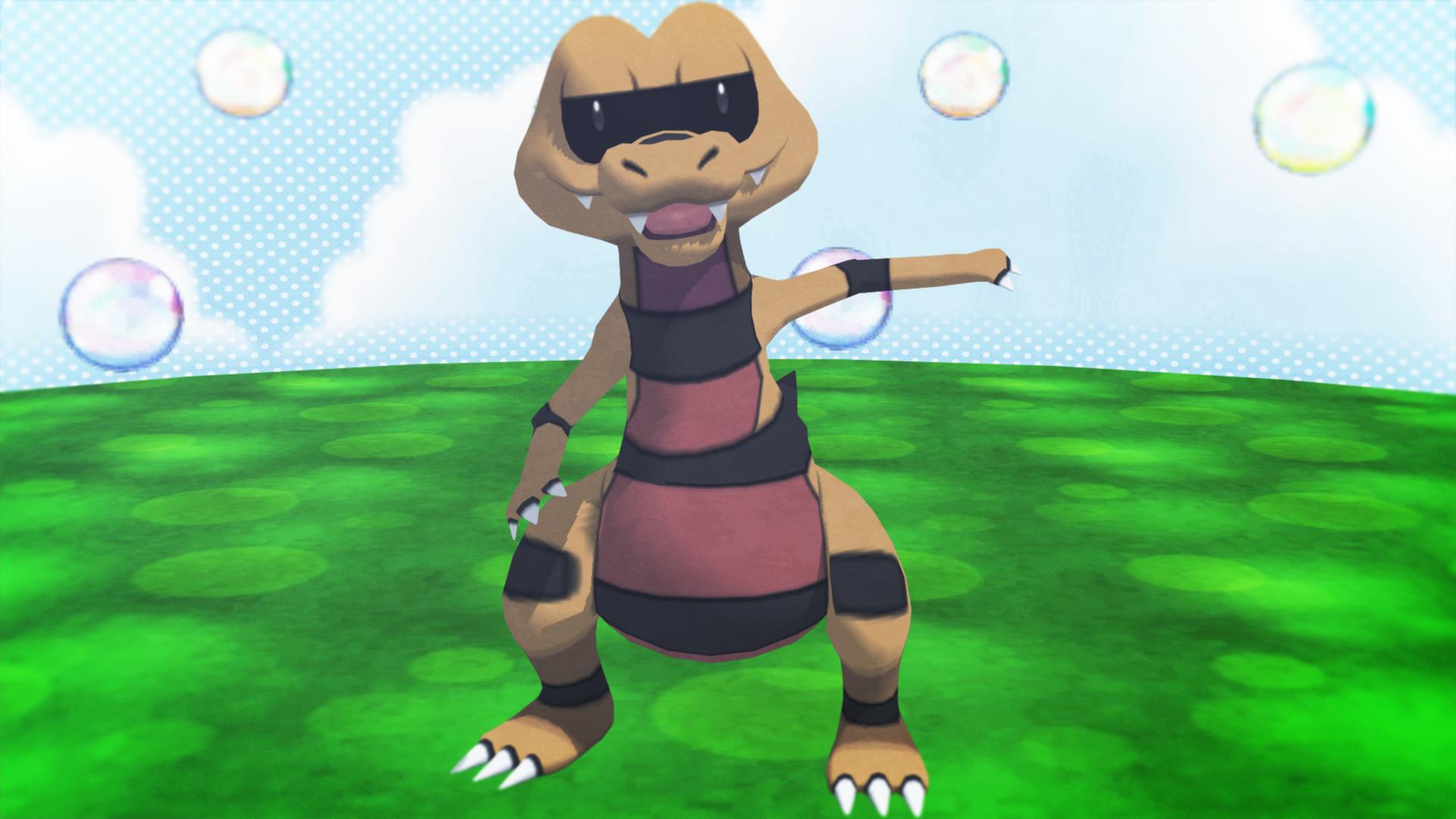 Krokorok (Pokemon 3ds)