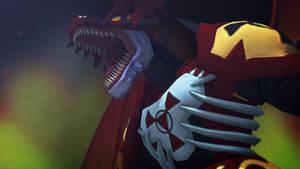 Megidramon (Digimon Hackers Memory)