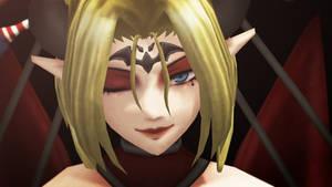 Lilithmon mutated (Digimon Linkz)