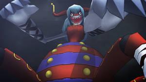 Arukenimon (Digimon Masters)