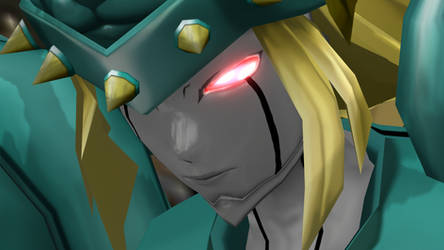 Ophanimon Fallen Mode HD (Digimon LinkZ) by GuilTronPrime