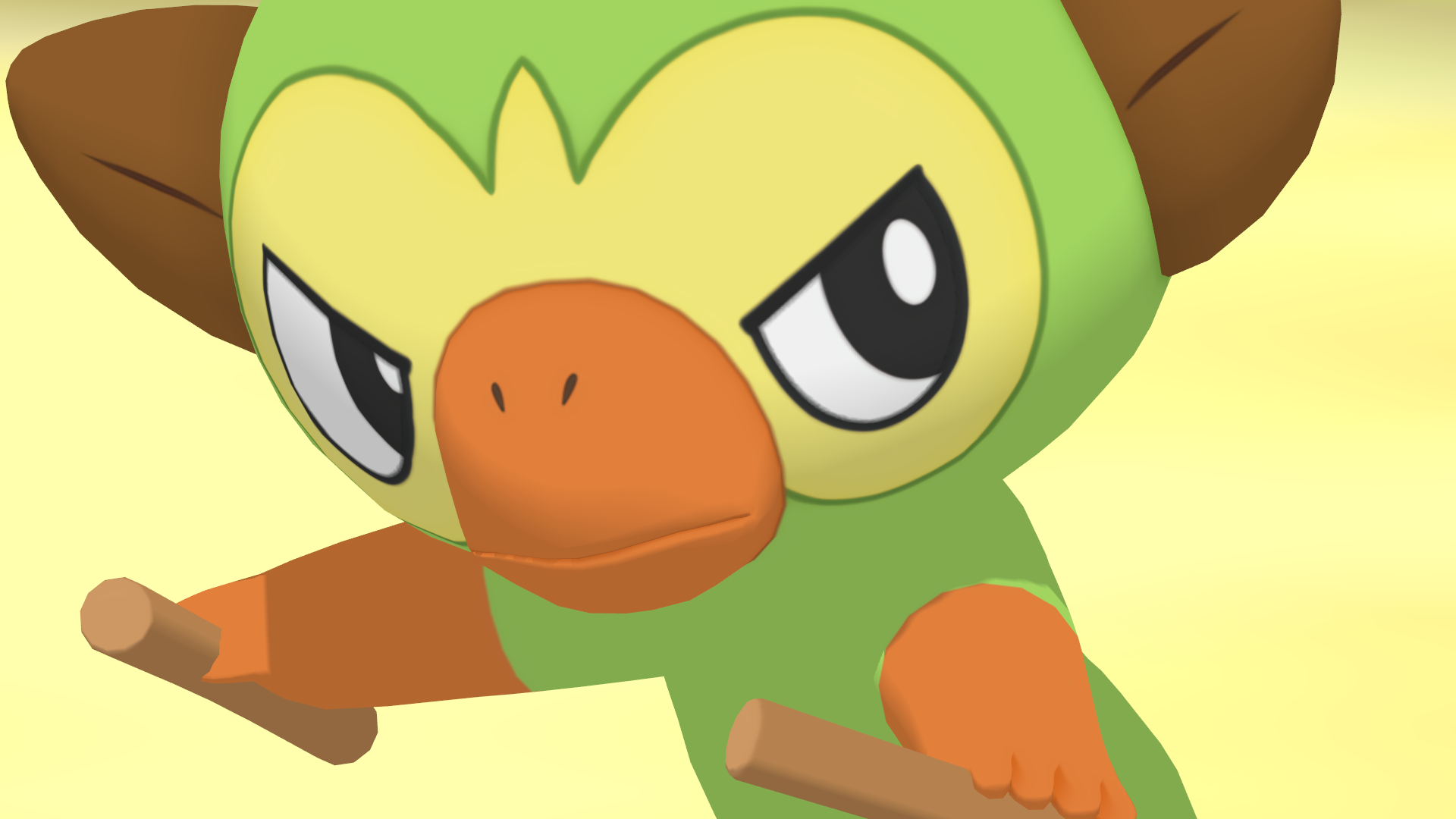 Grookey Evolutions Pokemon Sword And Shield By Guiltronprime On Deviantart At 1/3 or less of its max hp, this pokemon's attacking stat is 1.5x with grass attacks. grookey evolutions pokemon sword and