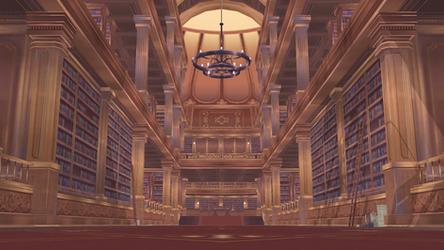 Library (Honkai Impact 3rd)