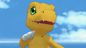 ||REIGN OF THE AGUMON|| Legacy Agumon  [DL]