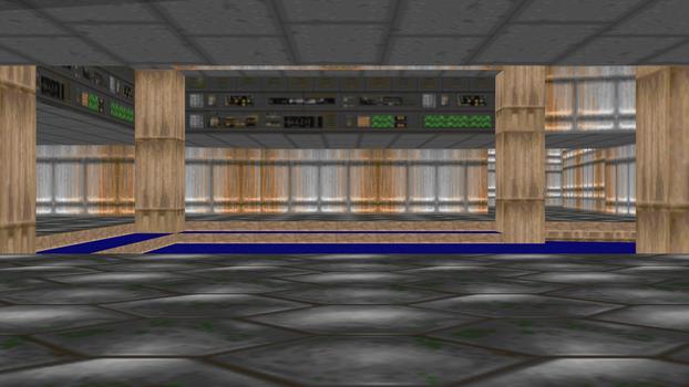 ||DOOM|| - E1M1 Hangar DL