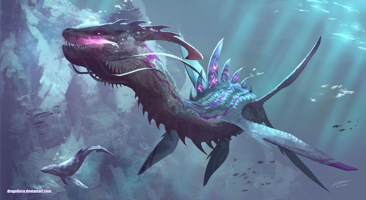 longship leviathan by slingblade87 on deviantart