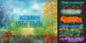 Zummerfish's Nature Brushes