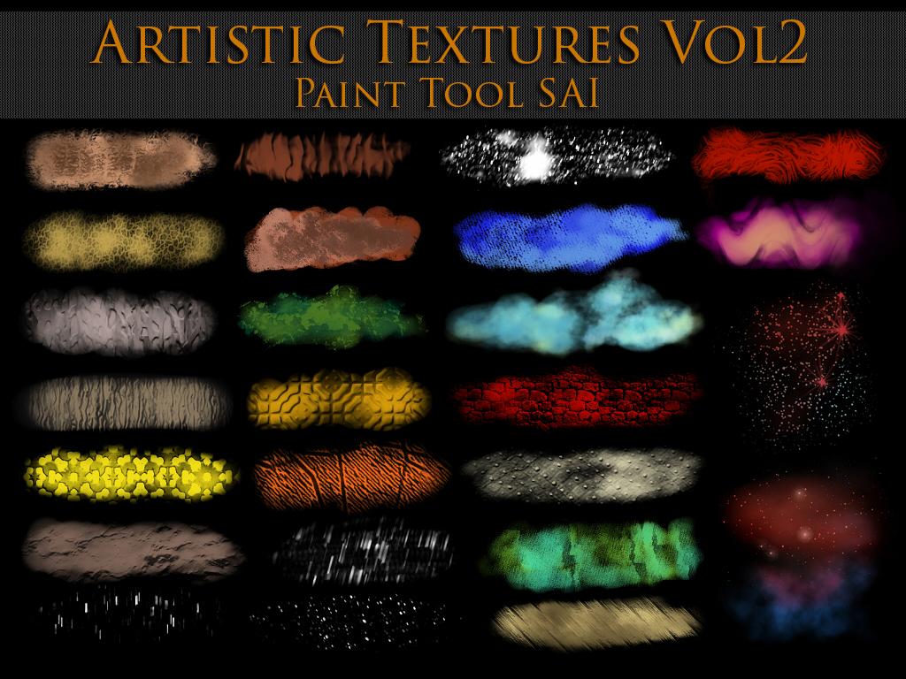 Как рисовать текстурой в саи