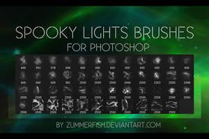 Premium zummerfish's spooky lights brushes