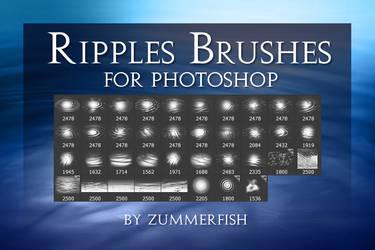 Zummerfish's Ripples Brushes
