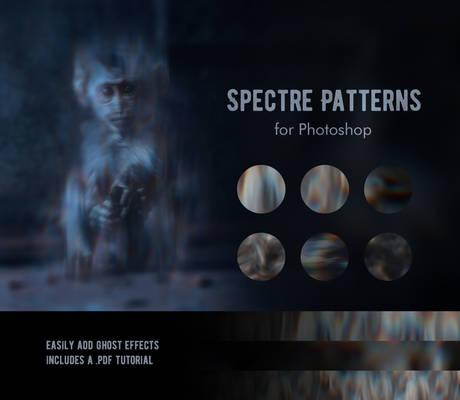 Spectre Patterns By Zummerfish