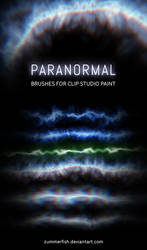 Paranormal brushes for CSP