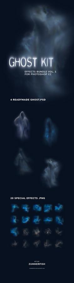 Ghost kit vol1 by zummerfish