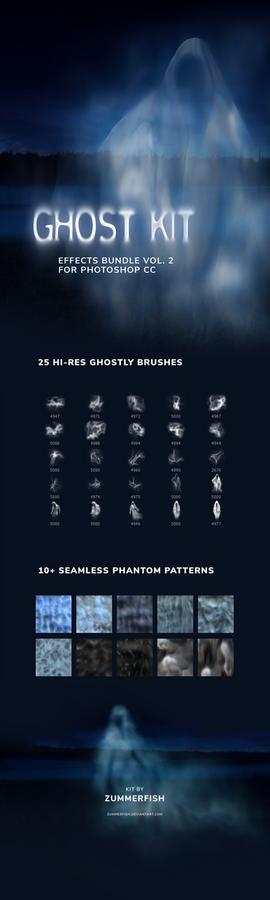 Ghost kit vol2 by zummerfish