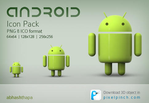 Google Android Icon Pack