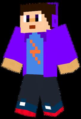 MinecraftSkin