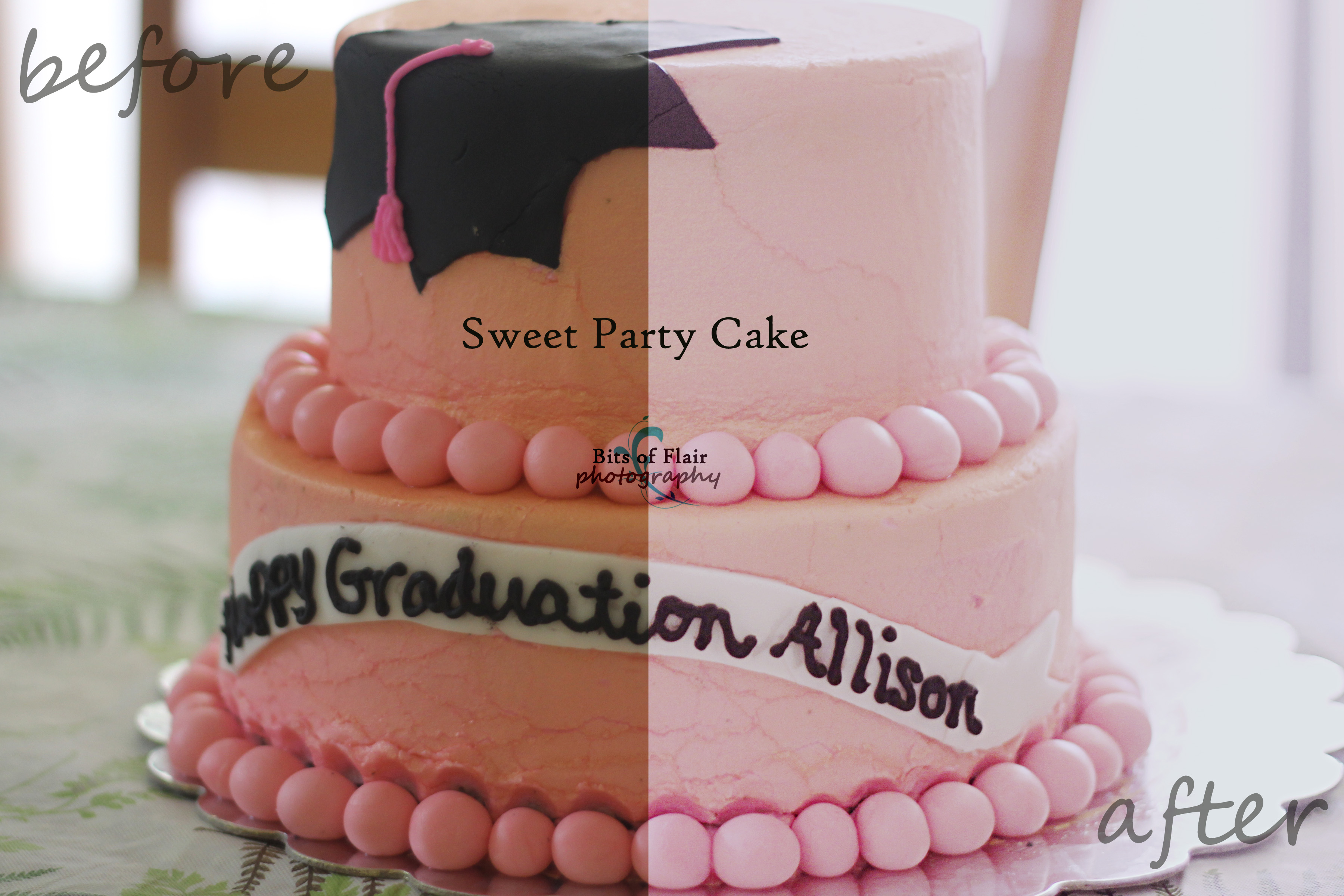 Photoshop Layers Cake Icing