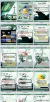 Zelda Link SE 240 x 320 Theme