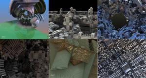 Sym Mandelbulb 3D Param pack