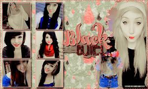 BlackBullet-PSD by SparksRawr