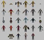 MARVEL Future Fight - Minion Pack 1