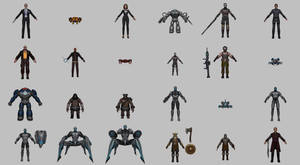 MARVEL Future Fight - Minion Pack 2