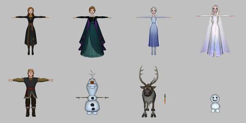 Disney Sorcerer's Arena - Frozen 2